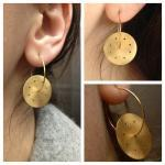 Wheel of Change Earrings Pr..